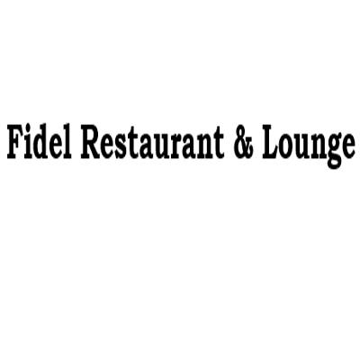 Fidel Restaurant & Lounge Logo