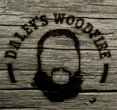 Daley's Wood Fire Logo