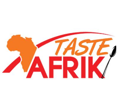 Taste-Afrik Restaurant Logo