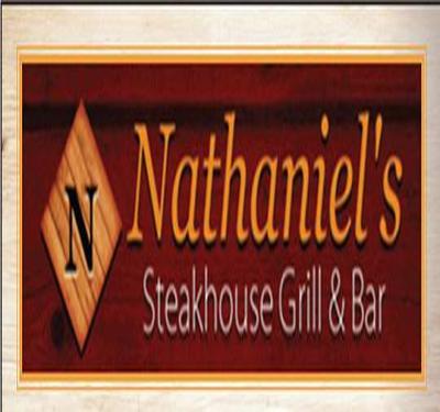 Nathaniel's Steakhouse Logo