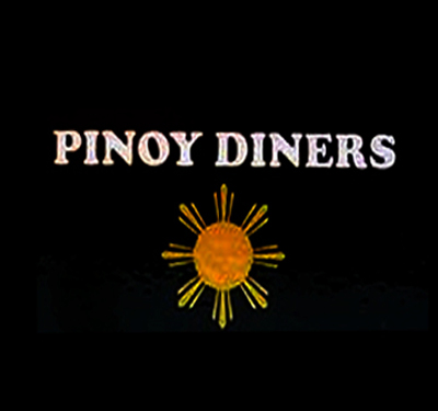 Pinoy Diners Logo