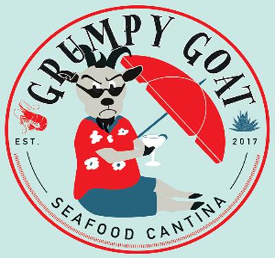 Grumpy Goat Seafood Cantina Logo
