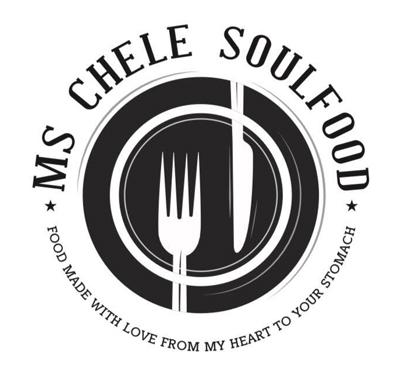 Ms. Chele Soulfood Logo