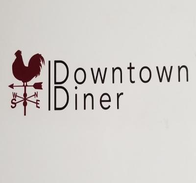 Downtown Diner Logo