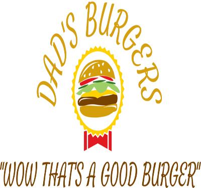 Dad's Burgers Logo