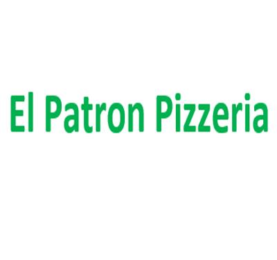 El Patron Pizzeria Logo