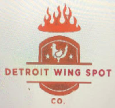 Detroit Wing Spot Logo