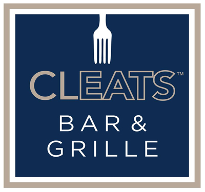 Cleats Bar & Grille Logo