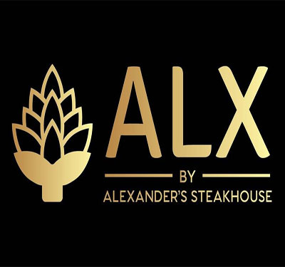 ALX by Alexanders Steakhouse Logo