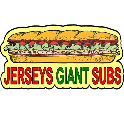 Jerseys Giant Subs Logo