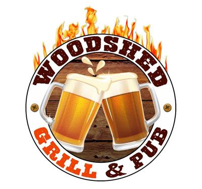 Woodshed Grill & Brew Pub Logo