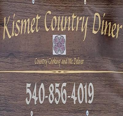 Kismet Country Diner Logo