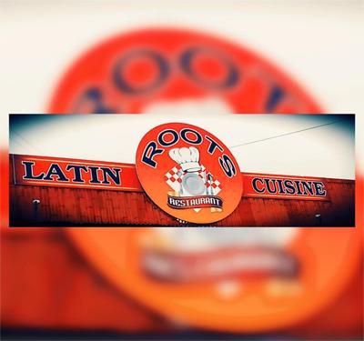 Latin Roots Cuisine Logo