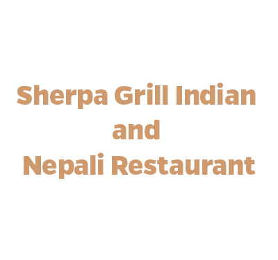 Sherpa Grill Indian & Nepali Restaurant Logo