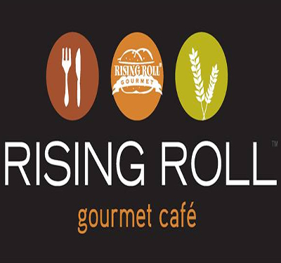 Rising Roll Express Logo