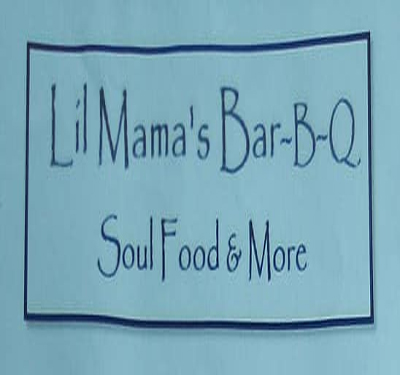 Lil Mama's Bar-B-Q Soul Food & More Logo