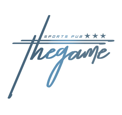 The Game Sports Pub Logo