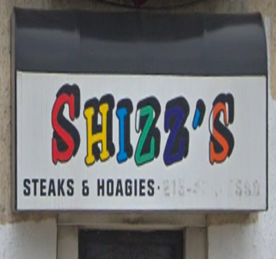 Shizz's Steaks & Hoagies Logo