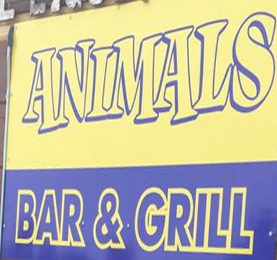 Animal's Bar & Grill Logo