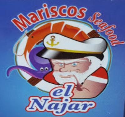 Mariscos Seafood el Najar Logo