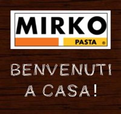 Mirko Pasta Logo