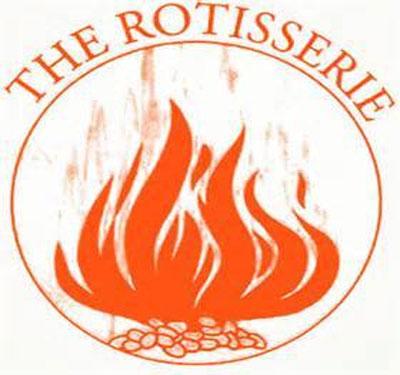 The Rotisserie Logo