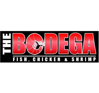 The Bodega Fish Chicken & Shrimp Logo