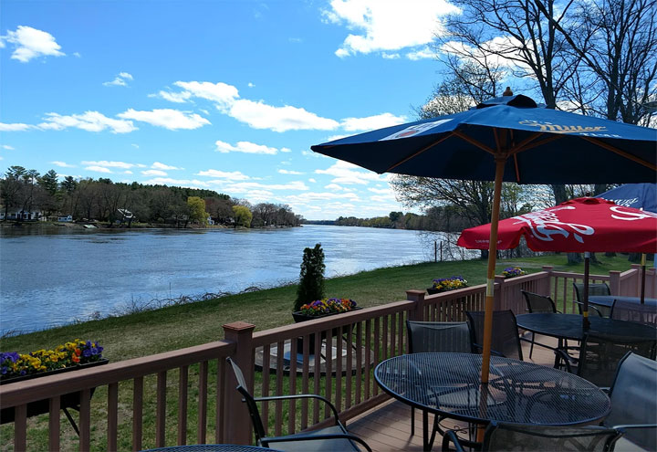 Riverside Bar & Grill in Manchester, NH at Restaurant.com