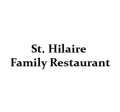 St. Hilaire Family Restaurant Logo