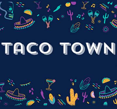 Taco Town Logo