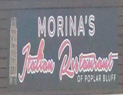 Morina's Italian Restaurant Of Poplar Bluff Logo