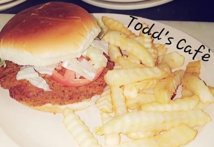 Todd's Cafe in Dyersburg, TN at Restaurant.com