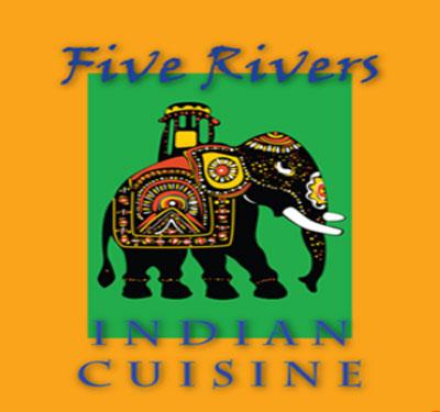 Five Rivers Indian Cuisine Logo