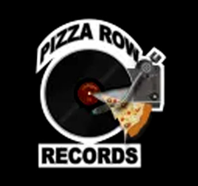 Pizza Row Records Logo