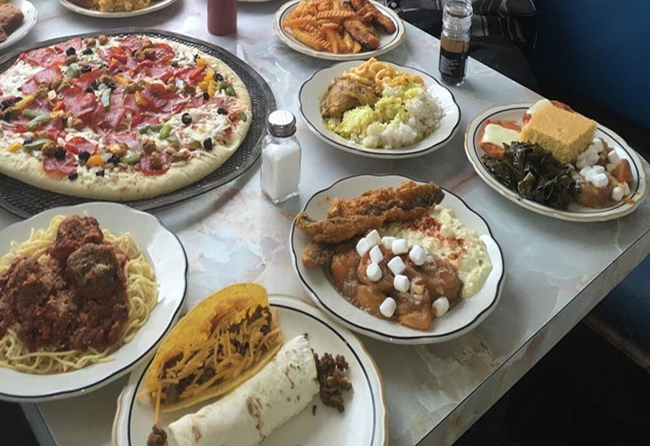 Soulfood Hall in Schenectady, NY at Restaurant.com