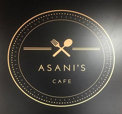 Asani's Cafe Logo