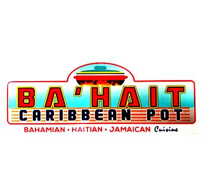Ba' Hait Caribbean Pot Logo