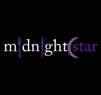 Midnight Star - After Hours Eatery Logo