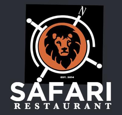 Safari Restaurant Logo