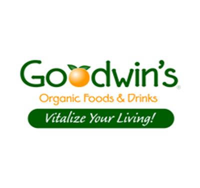 Goodwin's Organic Foods & Drinks Logo