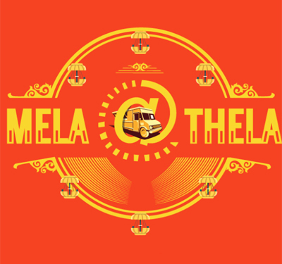 Mela at Thela Logo