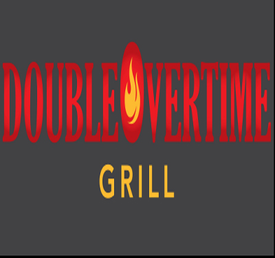 Double Overtime Grill Logo