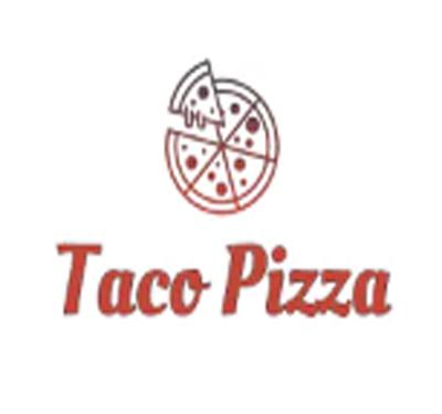 Taco Pizza Logo