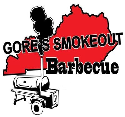 Gore's SmokeOut BBQ Logo