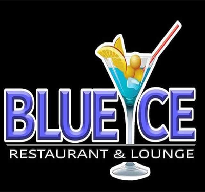 Blue Ice Restaurant & Lounge Logo