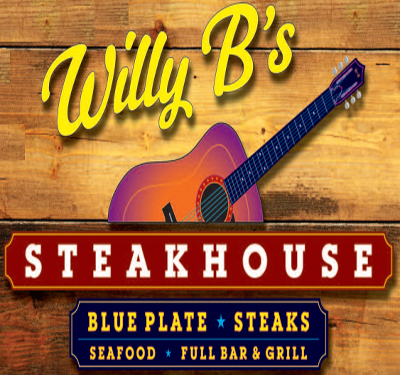 Willy B's Steakhouse Logo
