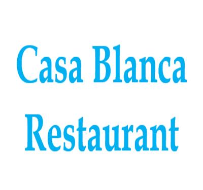 Casa Blanca Restaurant Logo