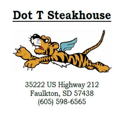 Dot T Steakhouse Logo