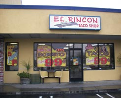 Taqueria El Rincon in Modesto, CA at Restaurant.com