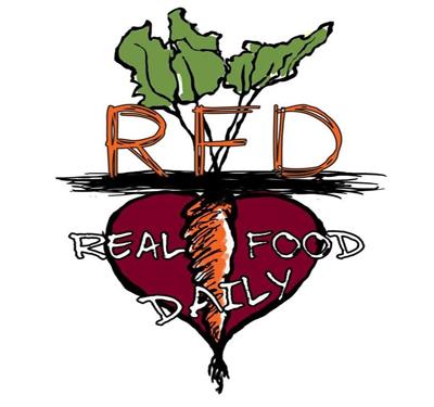 Real Food Daily Logo
